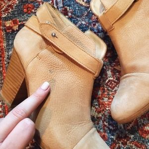 rag & bone Shoes - Rag & Bone Harrow Suede Booties